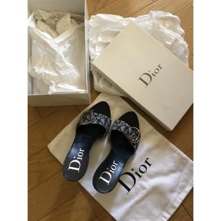 クリスチャンディオール(Christian Dior)のDior サンダル 23cm, 23.5cm.24cm(サンダル)
