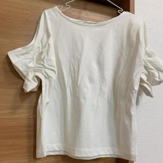 オペークドットクリップ(OPAQUE.CLIP)のTシャツ オペークドットクリップ 白(Tシャツ(半袖/袖なし))