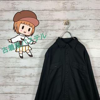 カーハート(carhartt)の【大人気】カーハート ワークシャツ ワッペンロゴ ビックサイズ オーバーサイズ(シャツ)