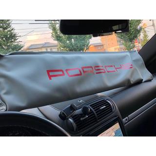 ポルシェ(Porsche)のポルシェ サンシェード  カイエン(車内アクセサリ)
