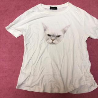 ズッカ(ZUCCa)のズッカ e.mコラボTシャツ(Tシャツ(半袖/袖なし))