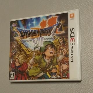 スクウェアエニックス(SQUARE ENIX)のドラゴンクエスト 7 VII エデンの戦士たち 3DS(携帯用ゲームソフト)