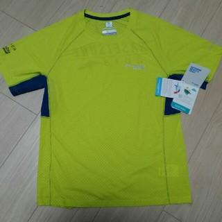 コロンビア(Columbia)の新品未使用タグ付 コロンビア ハセツネ2018 完走Tシャツ(Tシャツ/カットソー(半袖/袖なし))