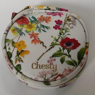 チェスティ(Chesty)の〔美品〕Chesty チェスティ アクセサリーポーチ(ポーチ)