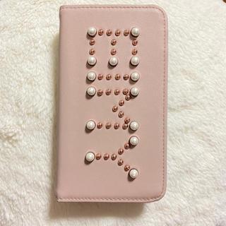 エイミーイストワール(eimy istoire)のeimy istoire♡ iPhone X /XSケース(iPhoneケース)