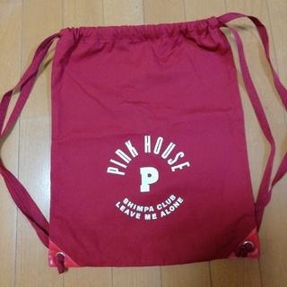 ピンクハウス(PINK HOUSE)のPINK HOUSE ☆ 赤色リュック新品(リュック/バックパック)