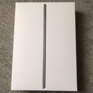 アップル(Apple)のipad 第7世代 wifi 32g スペースグレー(タブレット)