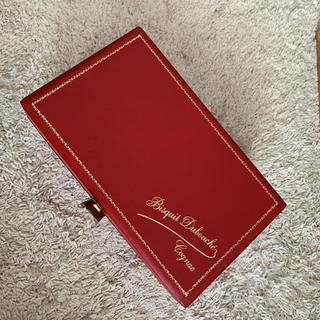 バカラ(Baccarat)のビスキー ナポレオン バカラクリスタルの空箱(ブランデー)
