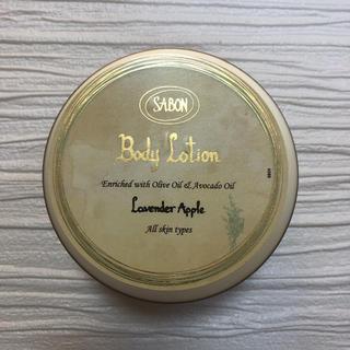 サボン(SABON)のSABON ボディローション  ラベンダーアップル(ボディクリーム)