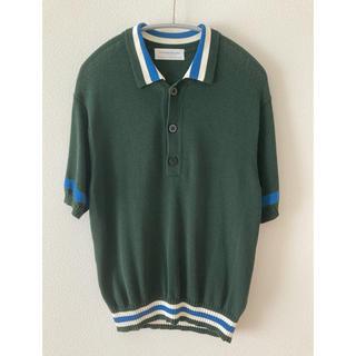 トゥモローランド(TOMORROWLAND)のトゥモローランド コットン ポロシャツ(ポロシャツ)