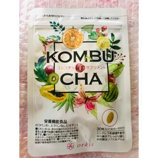 コンブチャ 生サプリメント(ダイエット食品)