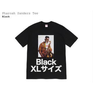 シュプリーム(Supreme)のSupreme Pharoah Sanders Tee Black XL (Tシャツ/カットソー(半袖/袖なし))