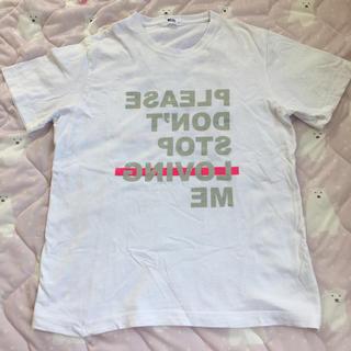 ウィゴー(WEGO)のWEGO シンプル Tシャツ Sサイズ 160cm(Tシャツ/カットソー(半袖/袖なし))