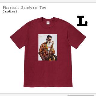 シュプリーム(Supreme)のL SUPREME Pharoah Sanders Tee フォト tee(Tシャツ/カットソー(半袖/袖なし))