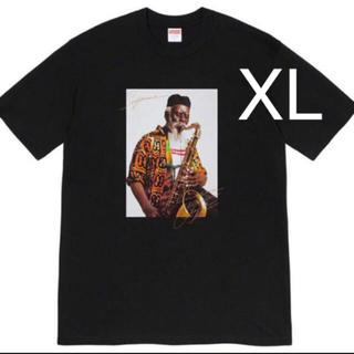 シュプリーム(Supreme)のsupreme  Pharoah Sanders Tee 黒 XL(Tシャツ/カットソー(半袖/袖なし))