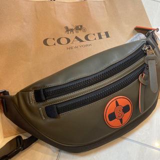 コーチ(COACH)の coach  NARUTO ショルダーバッグ コーチ ナルト(ウエストポーチ)