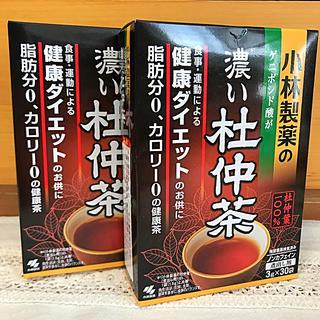 コバヤシセイヤク(小林製薬)の小林製薬 濃い杜仲茶 煮出し用 30袋 × 2箱(健康茶)