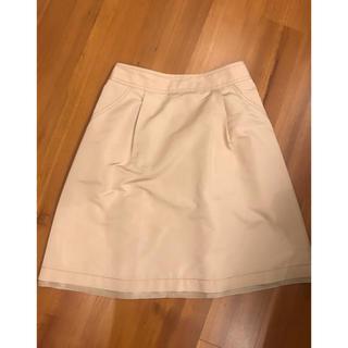 セリーヌ(celine)のセリーヌ ふんわりスカート 38(ひざ丈スカート)