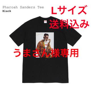シュプリーム(Supreme)のSupreme 20F/W Pharoah Sanders Tee Black(Tシャツ/カットソー(半袖/袖なし))