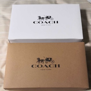 コーチ(COACH)のCOACH コーチ 長財布 空箱(その他)