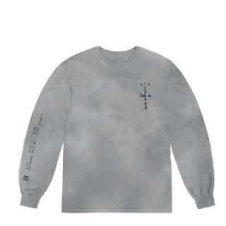 カクタス(CACTUS)のTravis Scott Back Bling L/S Tee  XL (Tシャツ/カットソー(七分/長袖))