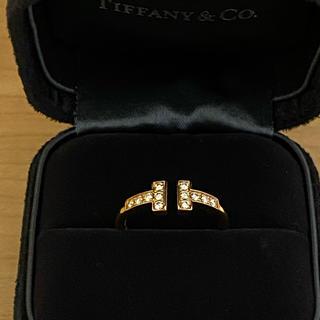 ティファニー(Tiffany & Co.)のTiffany Tワイヤーリング(リング(指輪))