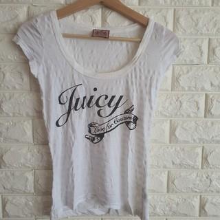 ジューシークチュール(Juicy Couture)のジューシークチュール☆juicy s美品(Tシャツ(半袖/袖なし))