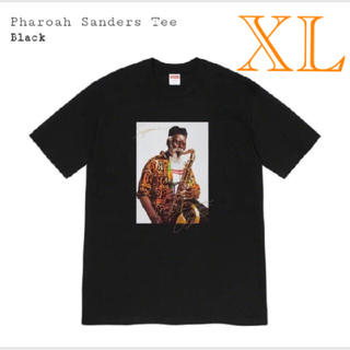 シュプリーム(Supreme)のXL Pharoah Sanders Tee(Tシャツ/カットソー(半袖/袖なし))