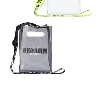 ジェイダ(GYDA)のミラーナイン 8周年限定 PVCバッグ(ショルダーバッグ)