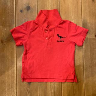 ランバン(LANVIN)のLANVIN ランバン ポロシャツ Tシャツ フェンディ ディオール グッチ(Tシャツ/カットソー)