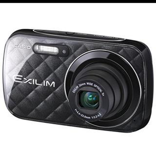 カシオ(CASIO)のCASIO EXILIM デジタルカメラ ブラック EX-N10BK(コンパクトデジタルカメラ)