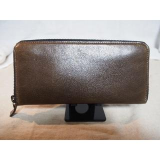 ツチヤカバンセイゾウジョ(土屋鞄製造所)の土屋鞄 セッションジッパーロングウォレット 廃盤品(財布)