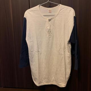 ウエアハウス(WAREHOUSE)のwarehouse(Tシャツ/カットソー(七分/長袖))