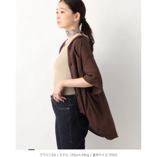 レプシィム(LEPSIM)の半袖シャツ(シャツ/ブラウス(半袖/袖なし))