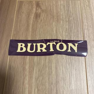 バートン(BURTON)のBURTON ステッカー(ボード)