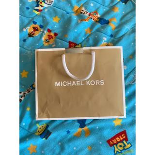 マイケルコース(Michael Kors)のMICHAEL KORS ショップ袋(ショップ袋)