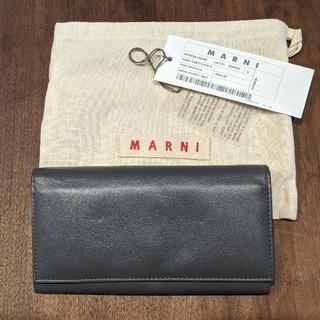 マルニ(Marni)の未使用 MARNI 長財布(財布)