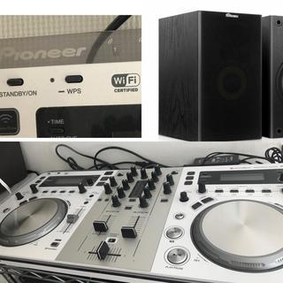パイオニア(Pioneer)のPioneer DJ機材セット(PCDJ)