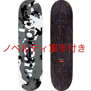 シュプリーム(Supreme)のsupreme Camo Logo Skateboard (スケートボード)