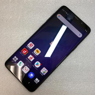 サムスン(SAMSUNG)のaki939 SIM FREE Galaxy S9+ SC-03K ジャンク(スマートフォン本体)
