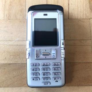 ソニー(SONY)のSony Ericsson Premini SO213i(携帯電話本体)