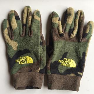 ザノースフェイス(THE NORTH FACE)のノースフェイス 手袋 グローブ XXS(手袋)