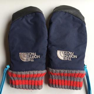 ザノースフェイス(THE NORTH FACE)のノースフェイス 手袋 グローブ  XS(手袋)