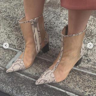 アメリヴィンテージ(Ameri VINTAGE)の新品Ameri VINTAGE MESH PIPING BOOTS Lサイズ(ブーツ)