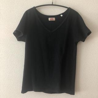 ハリウッドランチマーケット(HOLLYWOOD RANCH MARKET)の本日まで ハリウッドランチマーケット H Tシャツ(Tシャツ(半袖/袖なし))