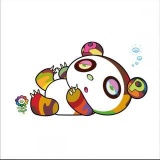 パンダちゃん、眠い眠い。 村上隆 版画 新作 Zingaro(版画)