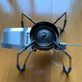 シンフジパートナー(新富士バーナー)のSOTO レギュレーターストーブ ST310(ストーブ/コンロ)