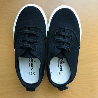 アンパサンド(ampersand)のampersand 靴 15cm(スリッポン)