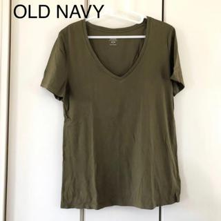 オールドネイビー(Old Navy)のオールドネイビー VネックTシャツ(Tシャツ(半袖/袖なし))