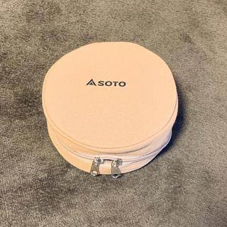 シンフジパートナー(新富士バーナー)の【専用】SOTO ST-310レギュレーターストーブ専用 収納ケース(ストーブ/コンロ)